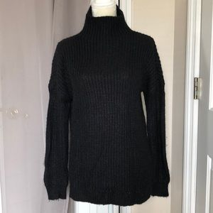 Trouve black oversized sweater size small